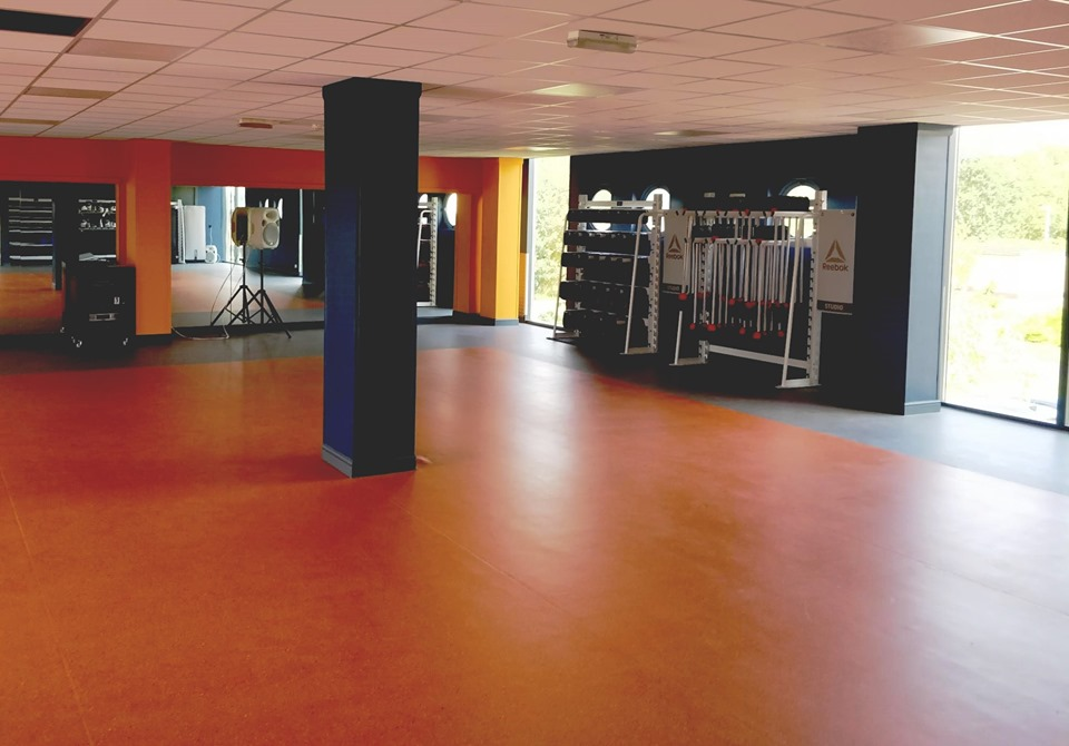 Places Gym Telford - fitness studio